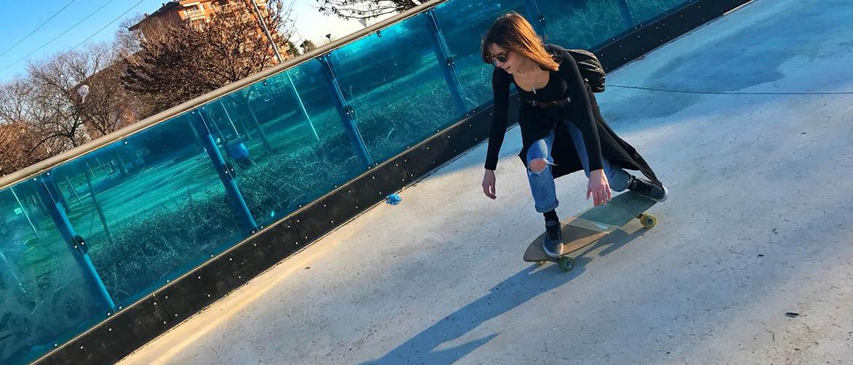 longboard landsurf skateboard Skate homemade bambù WhaleBOARDS pequod